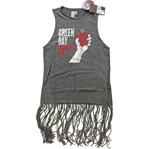 Rochie-maiou Damă Green Day American Idiot Vintage