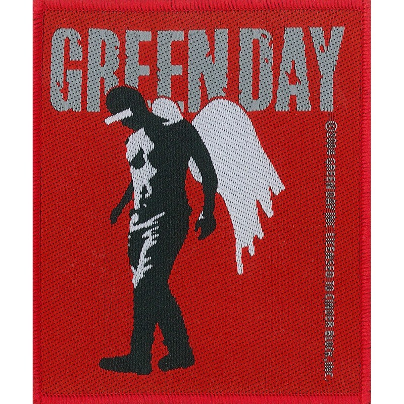 Patch Green Day Wings