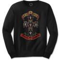 Tricou mânecă lungă Guns N' Roses Appetite for Destruction