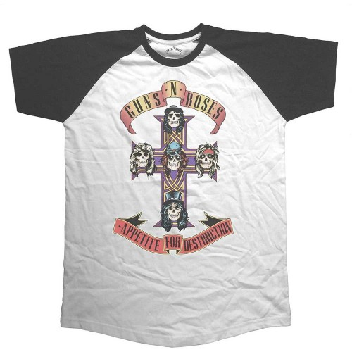 Tricou Guns N' Roses Appetite for Destruction