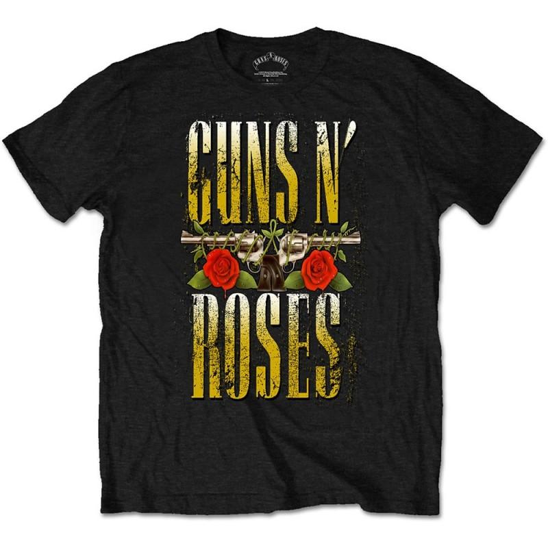 Tricou Guns N' Roses Big Guns
