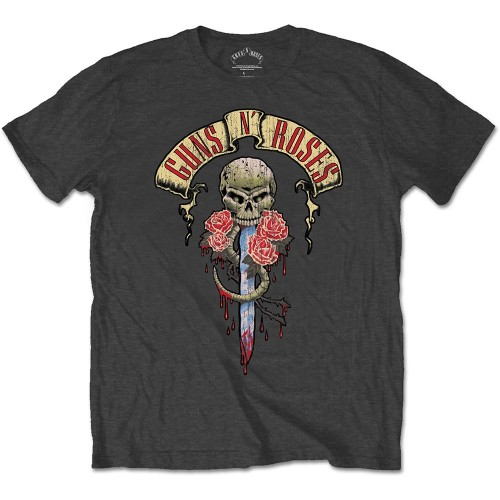 Tricou Guns N' Roses Dripping Dagger