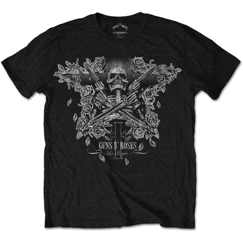 Tricou Guns N' Roses Skeleton Guns
