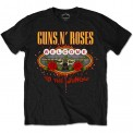 Tricou Guns N' Roses Welcome to the Jungle