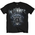 Tricou In Flames Battles Crest