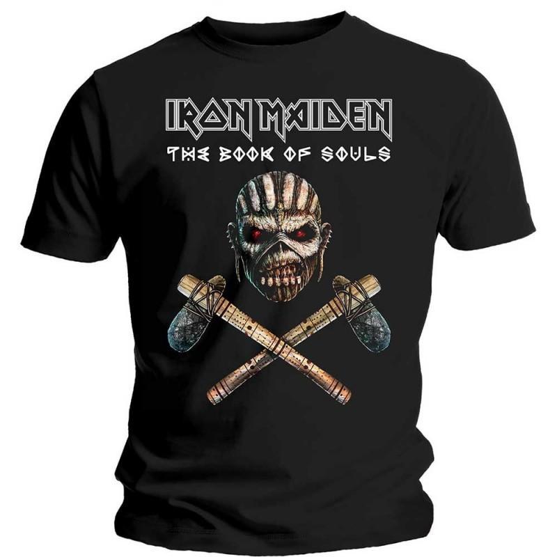 Tricou Iron Maiden Axe Colour