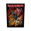 Back Patch Iron Maiden England
