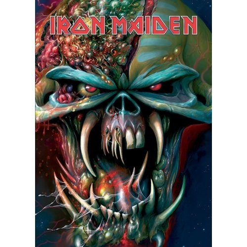 Carte Poștală Iron Maiden Final Frontier