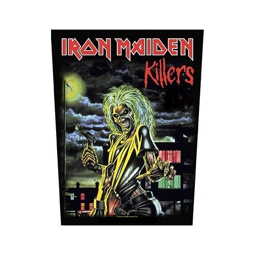 Back Patch Iron Maiden Killers