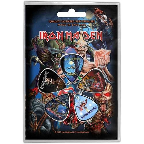 Set Pene Chitara Iron Maiden Later Albums