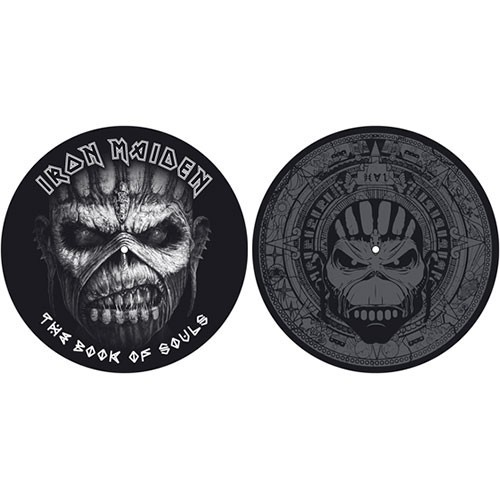 Set Slip Mat Iron Maiden The Book Of Souls