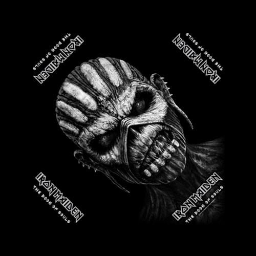 Bandană Iron Maiden The Book of Souls