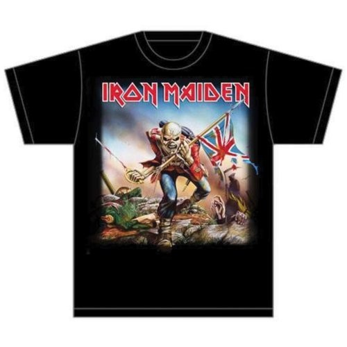 Tricou Iron Maiden Trooper