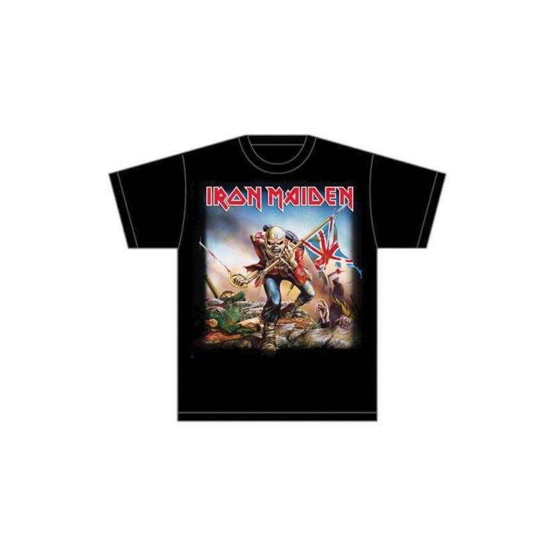 Tricou Iron Maiden Trooper