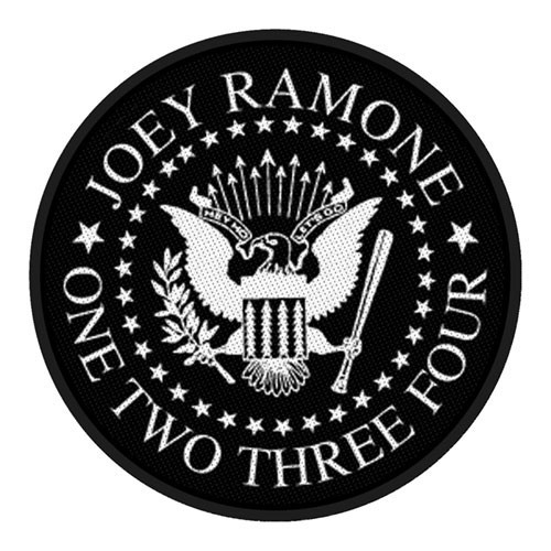 Patch Joey Ramone Seal