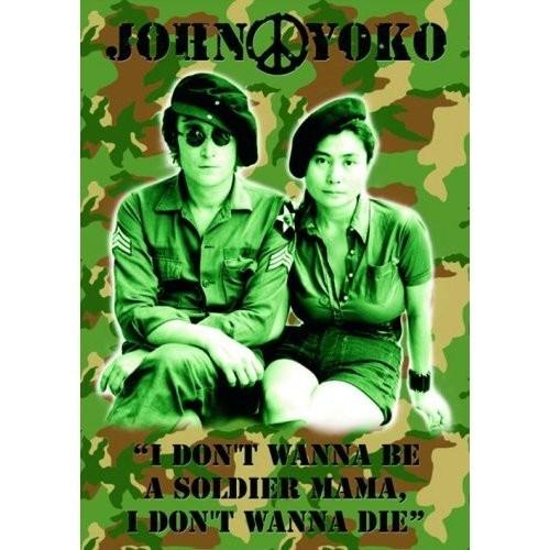 Carte Postală John Lennon John & Yoko