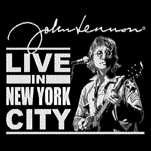 Patch John Lennon Live in New York City