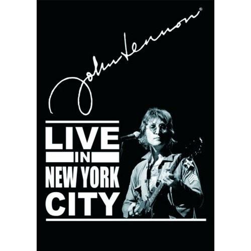Carte Postală John Lennon Live in New York City