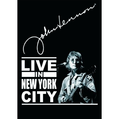 Carte Poștală John Lennon Live in New York City