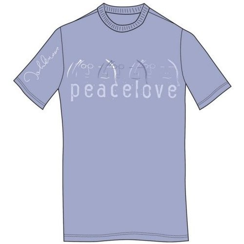 Tricou John Lennon Peace & Love