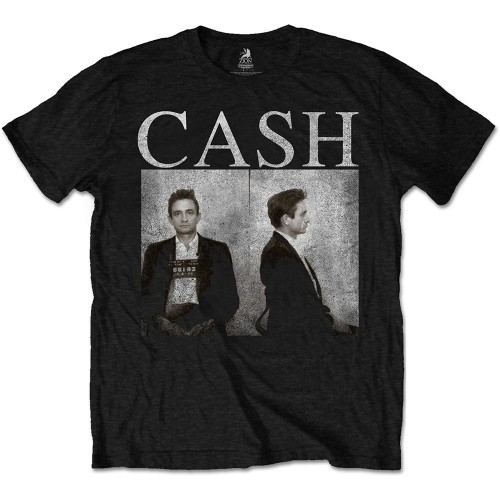 Tricou Johnny Cash Mug Shot