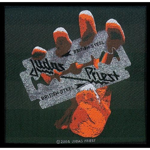 Patch Judas Priest British Steel