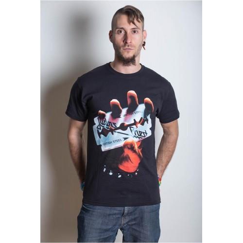 Tricou Judas Priest British Steel