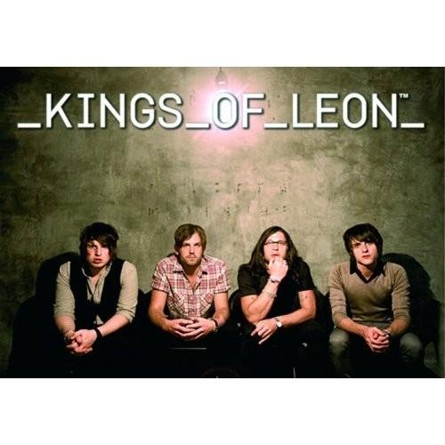 Carte Poștală Kings of Leon Sitting