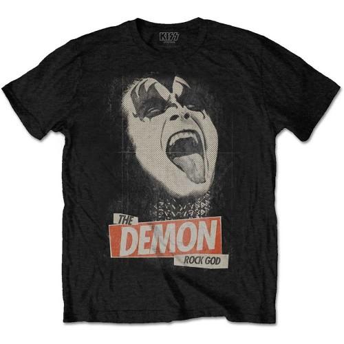 Tricou KISS The Demon Rock