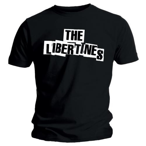 Tricou The Libertines Logo