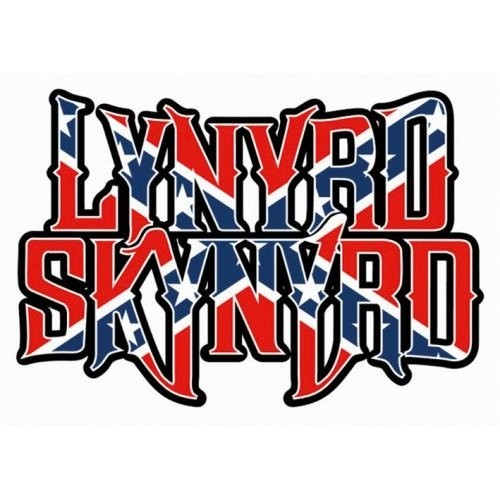 Carte Poștală Lynyrd Skynyrd Flag