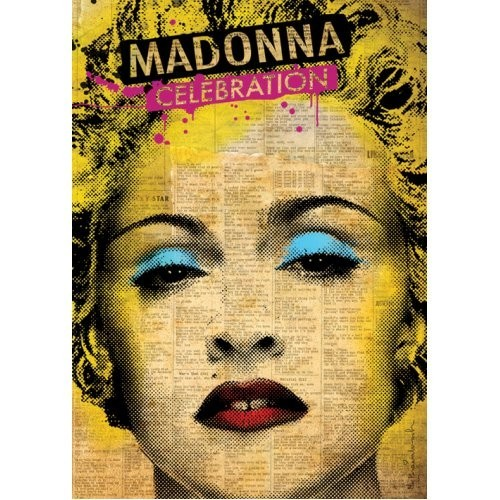 Carte Postală Madonna Celebration