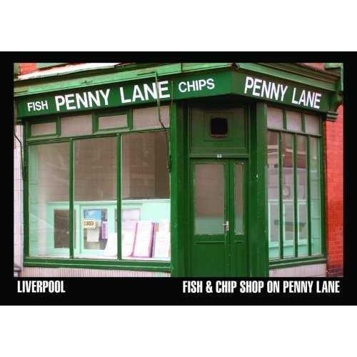 Carte Postală Magic Moments Penny Lane