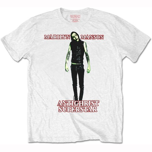 Tricou Marilyn Manson Antichrist