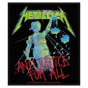Patch Metallica And Justice for All