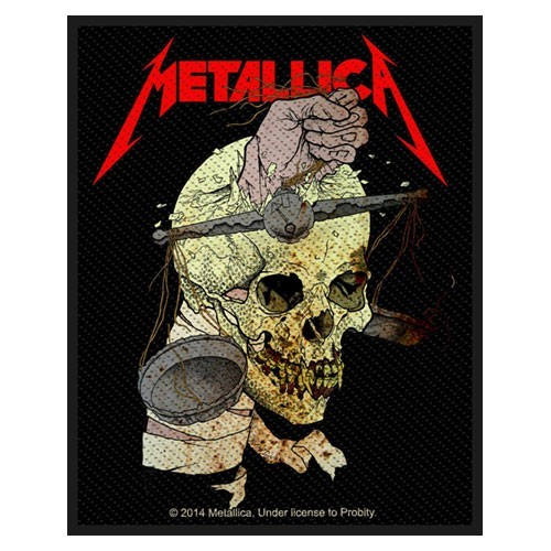 Patch Metallica Harvester of Sorrow