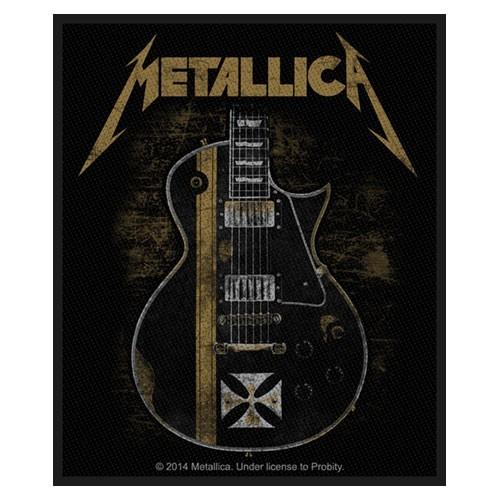 Patch Metallica Hetfield Guitar
