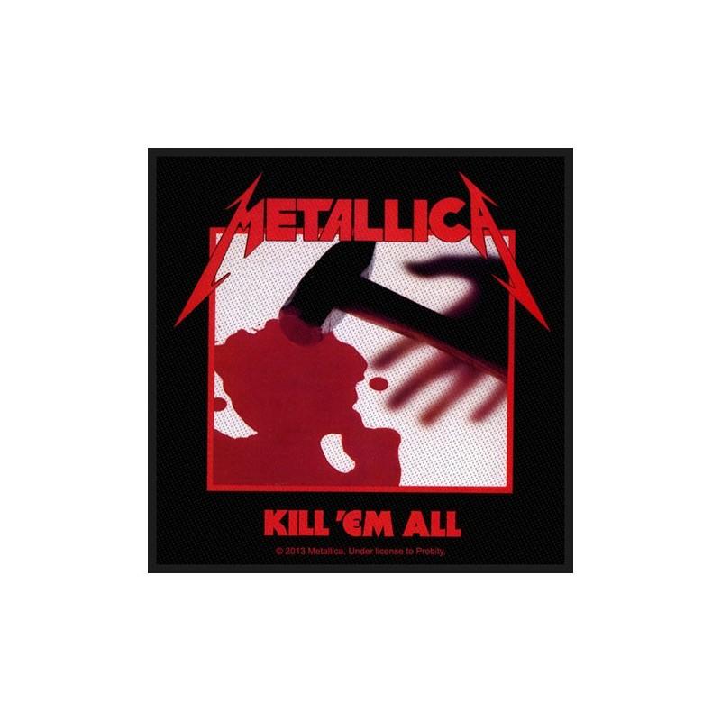 Patch Metallica Kill 'em all