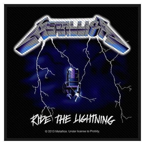 Patch Metallica Ride the Lightning