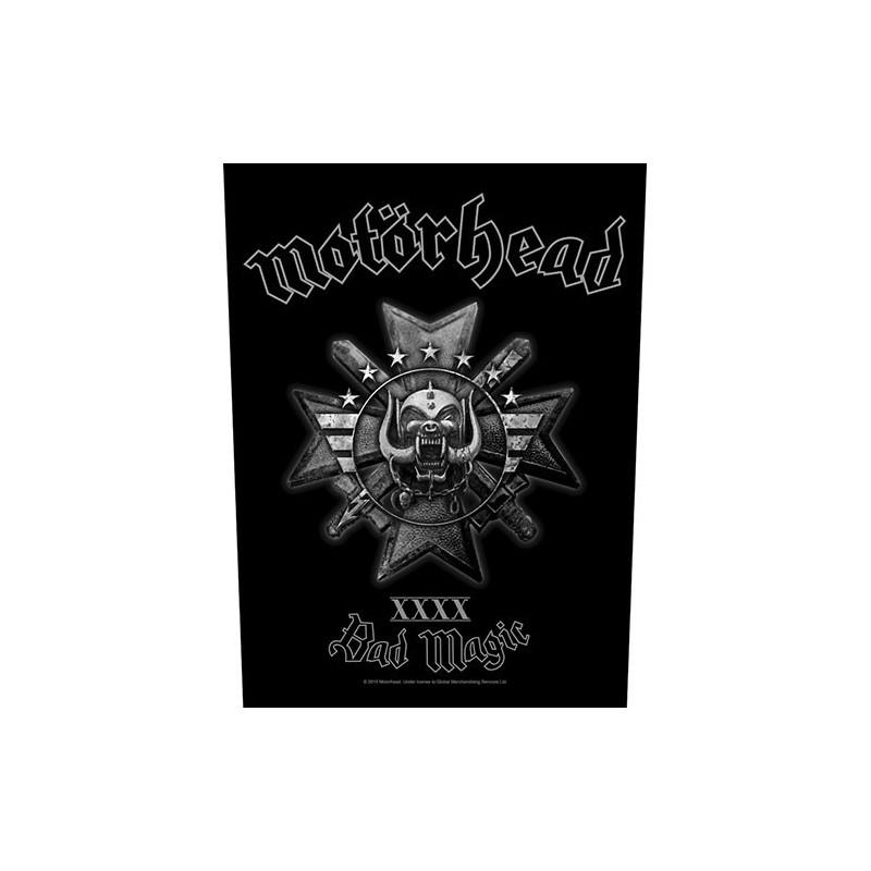 Back Patch Motorhead Bad Magic