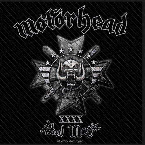 Patch Motorhead Bad Magic