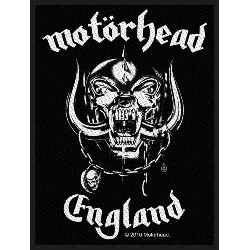 Patch Motorhead England