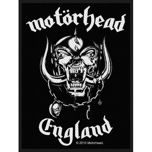 Patch Motorhead England
