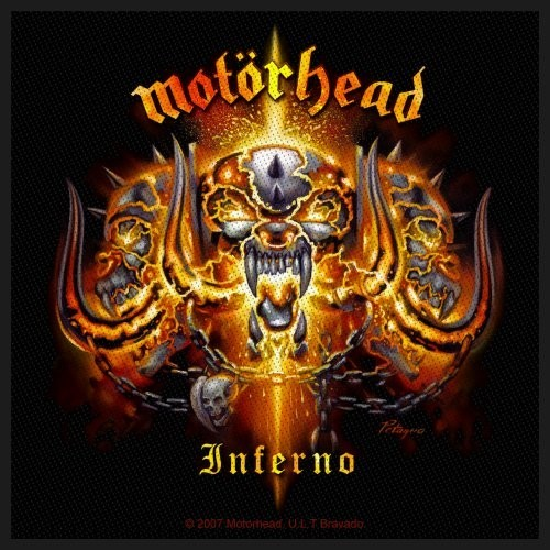 Patch Motorhead Inferno
