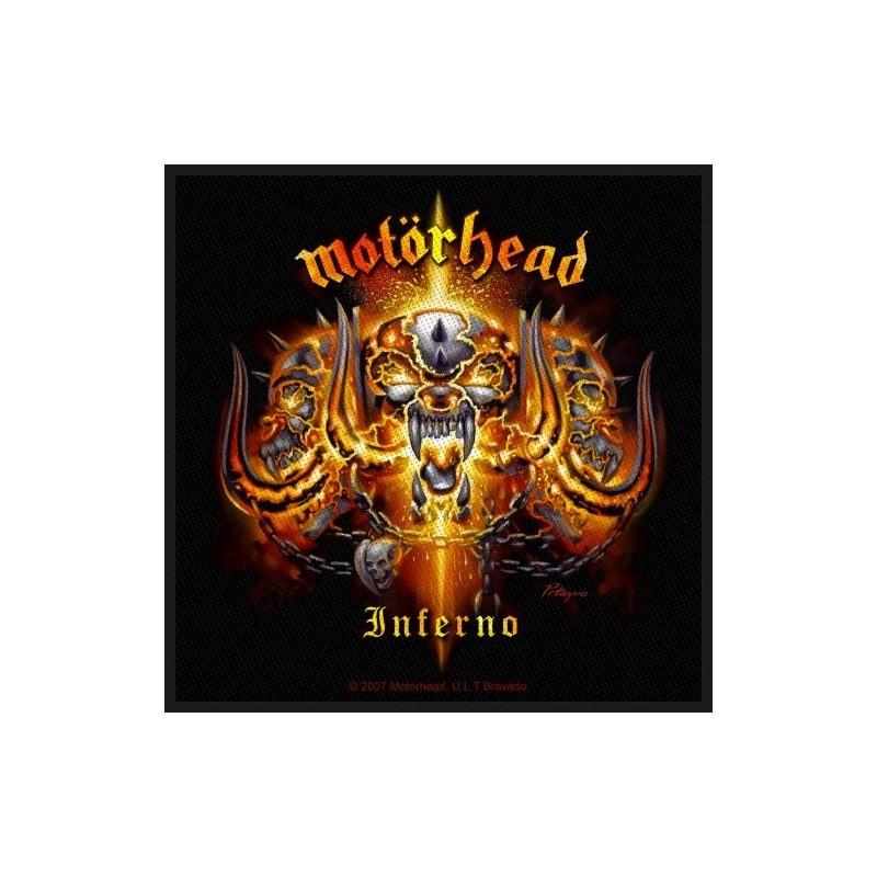Patch Motorhead Inferno