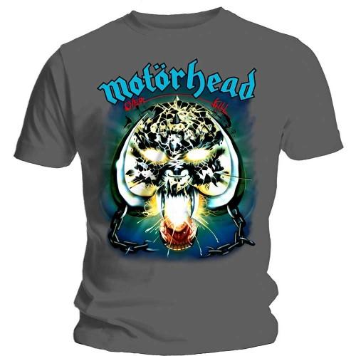 Tricou Motorhead Overkill