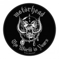 Patch Motorhead The World Is Yours