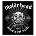 Patch Motorhead Victoria aut Morte 1975 - 2015