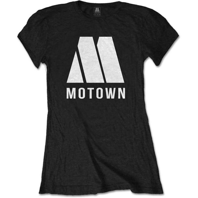 Tricou Damă Motown M Logo