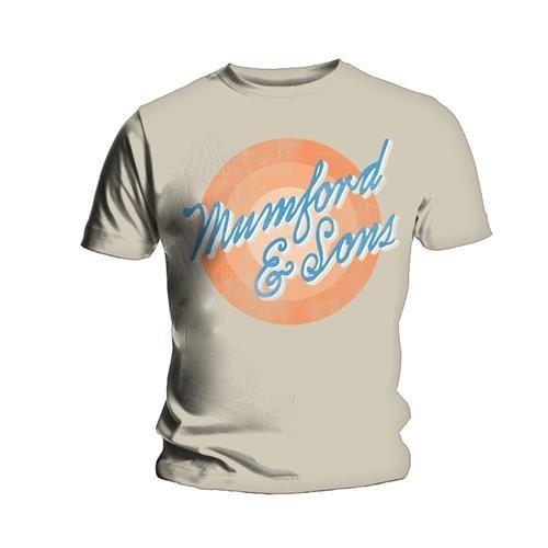 Tricou Mumford & Sons Sun Script